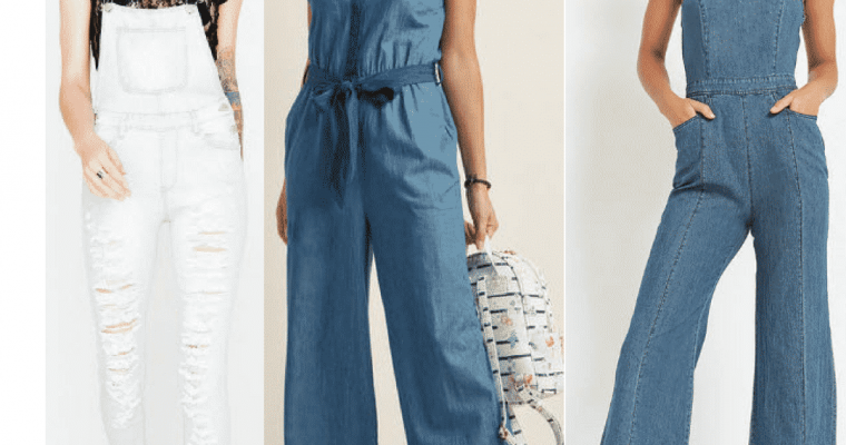 How to Style Jumpsuits for Women