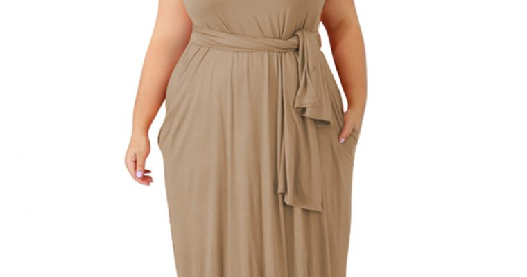 Feelingirldress Provides A Variety of Styles of Plus Size Women's Clothing